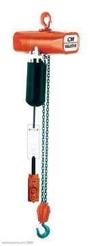 Where to find HOIST, 1 2 TON ELEC. CHAIN in Kamloops