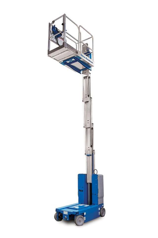 Where to find MANLIFT, 20  VERTICAL MAST in Kamloops