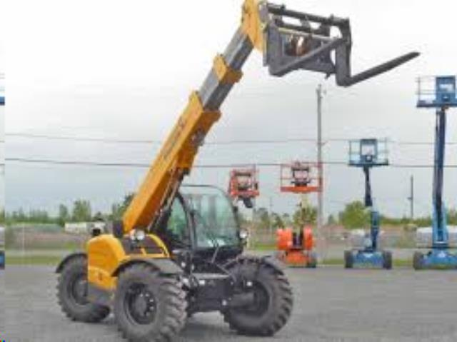 Where to find TELEHANDLER, 7,700 LBS in Kamloops