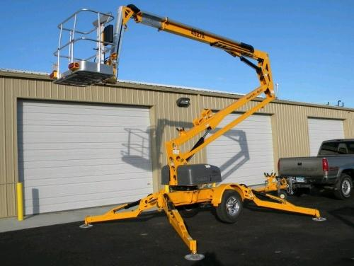 Where to find MANLIFT, 35  TOWABLE BOOMLIFT in Kamloops