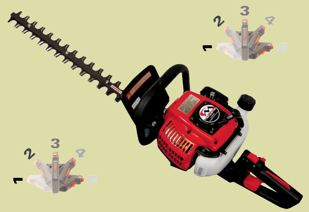 Where to find TRIMMER, GAS POWERED HEDGE in Kamloops