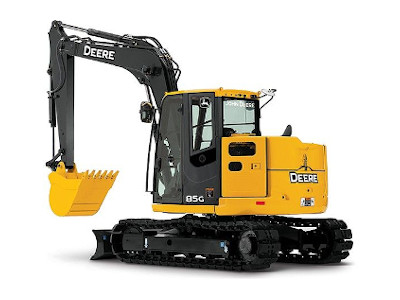 Excavator rentals in Kamloops and Central British Columbia