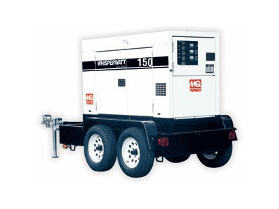 Generator rentals in Kamloops and Central British Columbia
