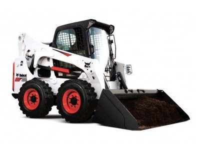 Skidsteer rentals in Kamloops and Central British Columbia