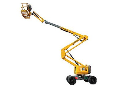 Manlift rentals in Kamloops and Central British Columbia