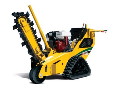 Trencher rentals in Kamloops and Central British Columbia