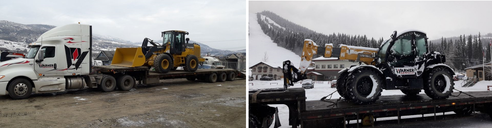 Construction Equipment Rentals in Kamloops