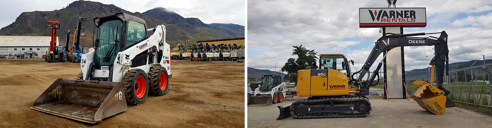Equipment Rental Store in Kamloops and Central British Columbia